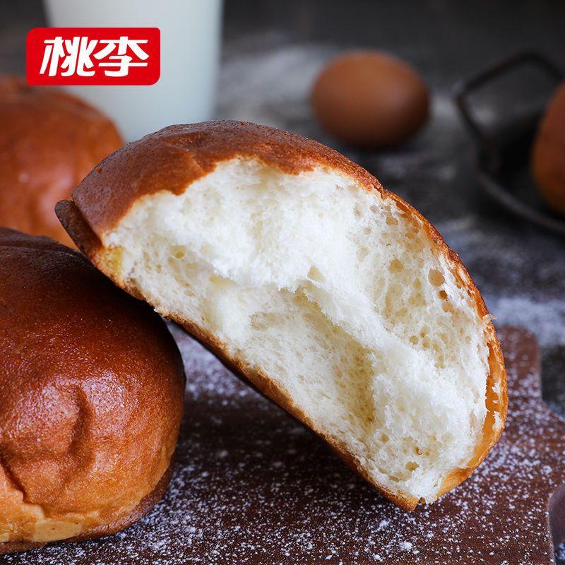 小时候的味道,上市公司,新鲜短保:70gx10袋 桃李 1995花式面包